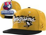 Кепка Питсбург Пингвинз / Pittsburgh Penguins Snapback Hat