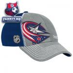 Кепка Коламбус Блю Джекетс / Columbus Blue Jackets NHL 2012 Draft Day Flex Hat