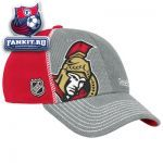Кепка Оттава Сенаторз / Ottawa Senators NHL 2012 Draft Day Flex Hat