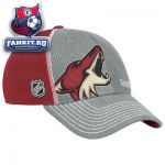 Кепка Финикс Койотс / Phoenix Coyotes NHL 2012 Draft Day Flex Hat