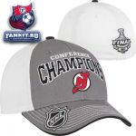 Кепка Нью-Джерси Девилз / New Jersey Devils 2012 Eastern Conference Champions Stretch Fit Hat
