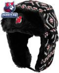 Шапка Нью-Джерси Девилз / New Jersey Devils Old Time Hockey Grand Forks Jacquard Knit Hat