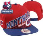 Кепка Монреаль Канадиенс / Montreal Canadiens 9Fifty Still Anglin' Snapback Hat