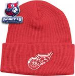 Шапка Детройт Ред Уингз / Detroit Red Wings BL Watch Primary Knit Hat