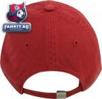 Женская кепка Детройт Ред Уингз / Detroit Red Wings Women's Red Basic Slouch Adjustable Hat
