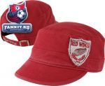 Женская кепка Детройт Ред Уингз / Detroit Red Wings Women's '47 Brand Red Crest Fidel Adjustable Hat