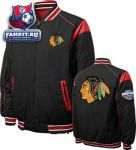 Двусторонняя куртка Чикаго Блэкхокс / Chicago Blackhawks Turn Back The Clock Full-Zip Reversible Jacket