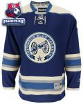 Игровой Свитер Коламбус Блю Джекетс / Columbus Blue Jackets Alternate Premier NHL Jersey
