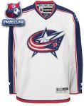 Игровой Свитер Коламбус Блю Джекетс / Columbus Blue Jackets White Premier NHL Jersey