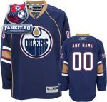 Игровой свитер Эдмонтон Ойлерз / Edmonton Oilers Alternate Premier Jersey: Customizable NHL Jersey