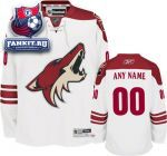 Игровой свитер Финикс Койотс / Phoenix Coyotes White Premier Jersey: Customizable NHL Jersey