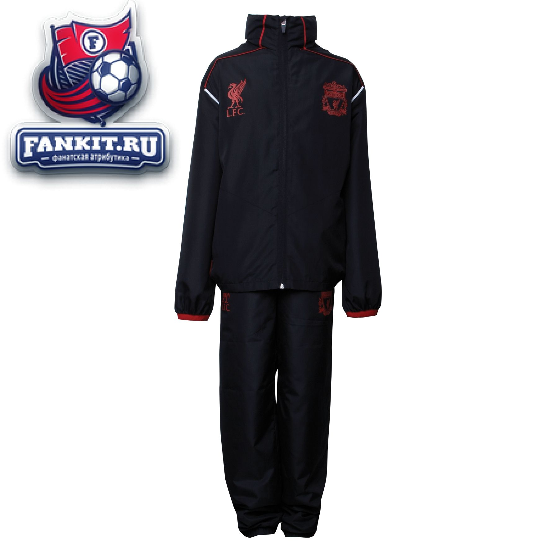 Liverpool Tracksuit Bottoms
