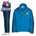 Спортивный костюм Реал Мадрид ЛЧ Адидас / Real Madrid UEFA Champions League Training Presentation Suit Kids