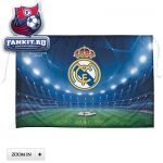 Флаг Реал Мадрид ЛЧ / Real Madrid UEFA Champions League Flag