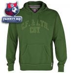 Толстовка Селтик / Celtic Heritage Applique Hoody - Moss Green
