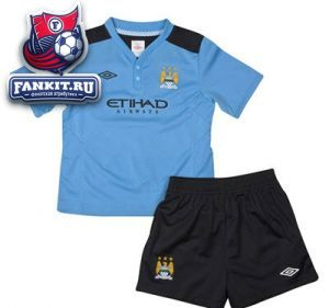 Детская форма Манчестер Сити / kids kit Manchester City