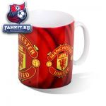 Кружка Манчестер Юнайтед / MANCHESTER UNITED THREE CREST MUG
