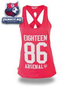 Женская майка Арсенал / women vest Arsenal.