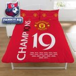 Пододеяльник Манчестер Юнайтед / MANCHESTER UNITED SINGLE BED FRAME AND HEADBOARD