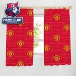 Шторы Манчестер Юнайтед / MANCHESTER UNITED CREST CURTAINS