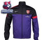 Куртка Арсенал / Arsenal Sideline Woven Jacket - Court Purple/Black/Artillery Red/White
