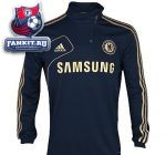 Кофта Челси / adidas Chelsea Training Top - Collegiate Navy/Light Football Gold