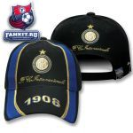 Кепка Интер / Inter black 1908 cap