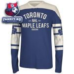Reebok Toronto Maple Leafs CCM Applique Pullover Sweatshirt